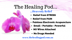 The Healing Pod - Heavenly Relief