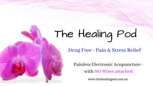 The Healing Pod - Pain and Stress Relief